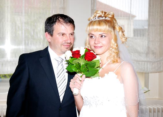 Mariage avec une femme russe